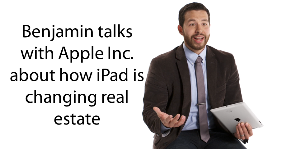Benjamin-talks-with-Apple-Inc